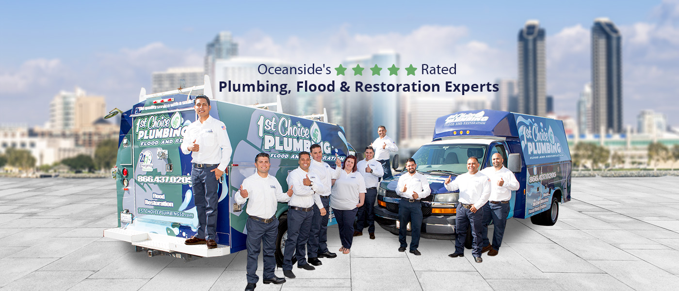 1st Choice Plumbing, Flood & Restoration