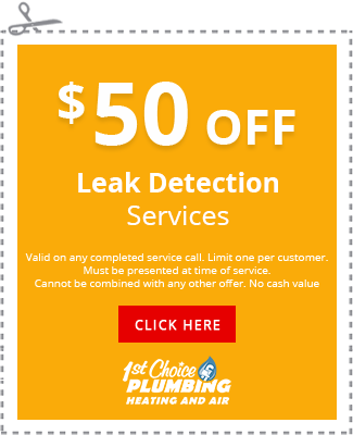 $50 Off Leak Detection Services