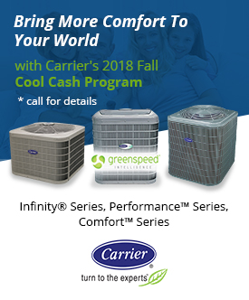 Carrier Cool Cash Program