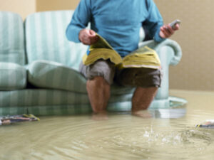 How Serious Does a Flood or Leak Have to Be for me to Call for Flood Restoration Service in Fallbrook CA?